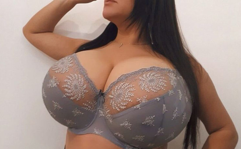 Lia G in Another appearance at BigTitsM