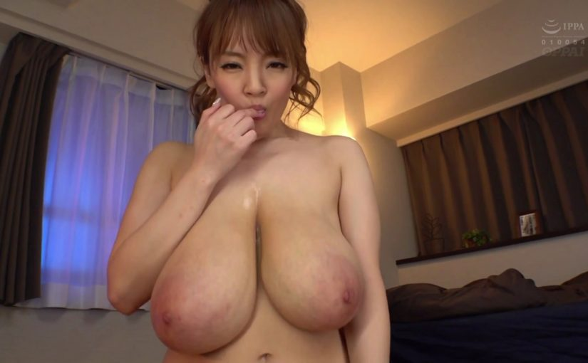 World famous asian with giant tits